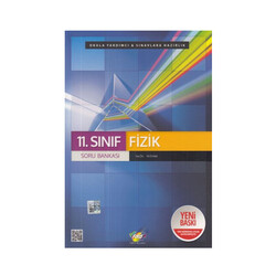 FDD Yayınları - FDD Yayınları 11. Sınıf Fizik Soru Bankası
