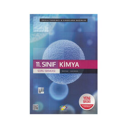 FDD Yayınları - FDD Yayınları 11. Sınıf Kimya Soru Bankası