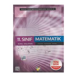 FDD Yayınları - FDD Yayınları 11. Sınıf Matematik Konu Anlatımlı