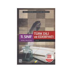 FDD Yayınları - FDD Yayınları 11. Sınıf Türk Dili ve Edebiyatı Konu Anlatımlı