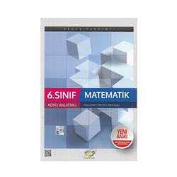 FDD Yayınları - FDD Yayınları 6. Sınıf Matematik Konu Anlatımı