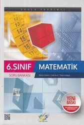 FDD Yayınları - FDD Yayınları 6. Sınıf Matematik Soru Bankası