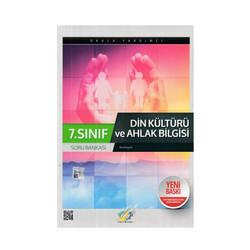 FDD Yayınları - FDD Yayınları 7. Sınıf Din Kültürü ve Ahlak Bilgisi Soru Bankası