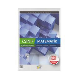 FDD Yayınları - FDD Yayınları 7. Sınıf Matematik Konu Anlatımı