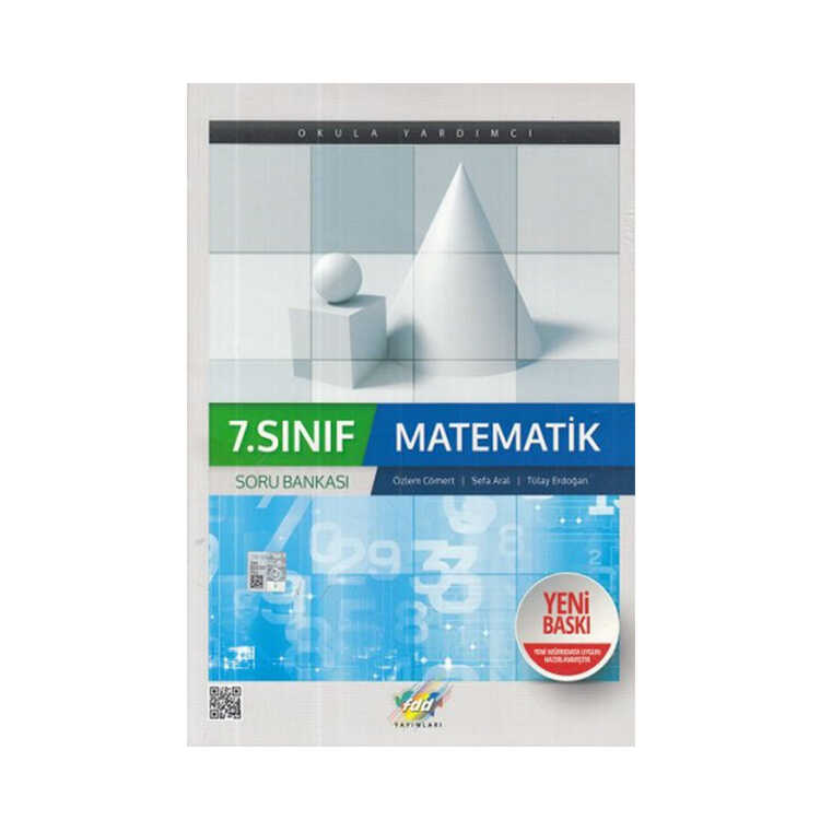FDD Yayınları 7. Sınıf Matematik Soru Bankası