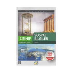 FDD Yayınları - FDD Yayınları 7. Sınıf Sosyal Bilgiler Soru Bankası