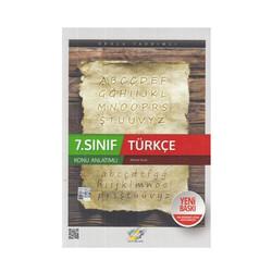 FDD Yayınları - FDD Yayınları 7. Sınıf Türkçe Konu Anlatımı