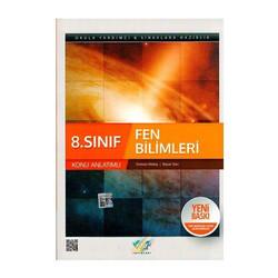 FDD Yayınları - Fdd Yayınları 8. Sınıf Fen Bilimleri Konu Anlatımlı
