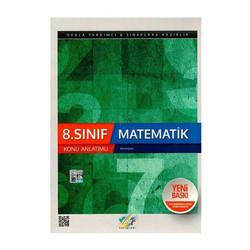 FDD Yayınları - FDD Yayınları 8. Sınıf Matematik Konu Anlatımlı