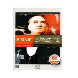 FDD Yayınları - FDD Yayınları 8. Sınıf T.C. İnkılap Tarihi ve Atatürkçülük Konu Anlatımlı