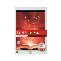 FDD Yayınları - FDD Yayınları 8. Sınıf Türkçe Soru Bankası