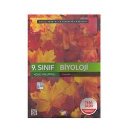 FDD Yayınları - FDD Yayınları 9. Sınıf Biyoloji Konu Anlatımlı