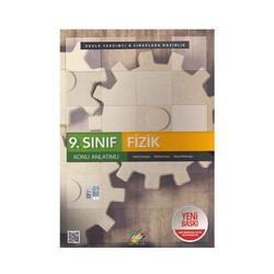FDD Yayınları - FDD Yayınları 9. Sınıf Fizik Konu Anlatımlı