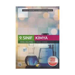FDD Yayınları - FDD Yayınları 9. Sınıf Kimya Konu Anlatımlı