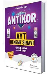 FDD Yayınları - FDD Yayınları AYT Antikor Çözümlü 5 Deneme Sınavı