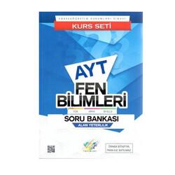 FDD Yayınları - FDD Yayınları AYT Fen Bilimleri Kurs Seti Soru Bankası