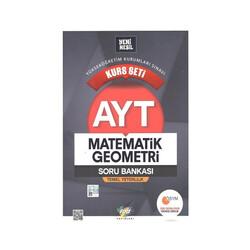 FDD Yayınları - FDD Yayınları AYT Matematik Geometri Kurs Seti Soru Bankası