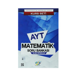 FDD Yayınları - FDD Yayınları AYT Matematik Kurs Seti Soru Bankası