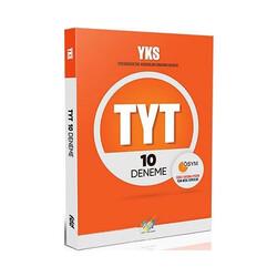 FDD Yayınları - FDD Yayınları TYT 10 Deneme