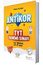 FDD Yayınları - FDD Yayınları TYT Antikor Çözümlü 7 Deneme Sınavı