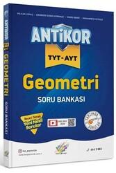 FDD Yayınları - FDD Yayınları TYT AYT Antikor Geometri Soru Bankası