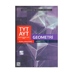 FDD Yayınları - FDD Yayınları TYT AYT Geometri Konu Anlatımlı