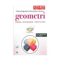 FDD Yayınları - FDD Yayınları TYT AYT Geometri Konu Kavrama Testleri Soru Bankası
