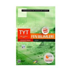 FDD Yayınları - FDD Yayınları TYT Fen Bilimleri Deneme Sınavı