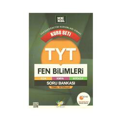 FDD Yayınları - FDD Yayınları TYT Fen Bilimleri Kurs Seti Soru Bankası