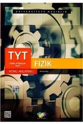 FDD Yayınları - FDD Yayınları TYT Fizik Konu Anlatımlı