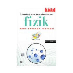 FDD Yayınları - FDD Yayınları TYT Fizik Konu Kavrama Testleri Soru Bankası