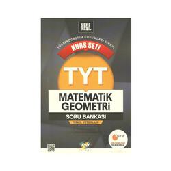 FDD Yayınları - FDD Yayınları TYT Matematik Geometri Kurs Seti Soru Bankası