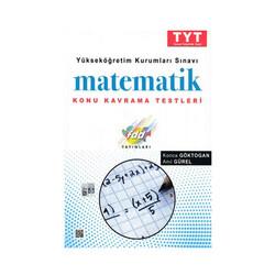 FDD Yayınları - FDD Yayınları TYT Matematik Konu Kavrama Testleri Soru Bankası