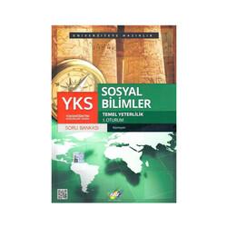 FDD Yayınları - FDD Yayınları TYT Sosyal Bilimler Soru Bankası