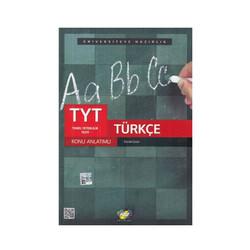 FDD Yayınları - FDD Yayınları TYT Türkçe Konu Anlatımlı