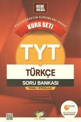 FDD Yayınları - FDD Yayınları TYT Türkçe Kurs Seti Soru Bankası