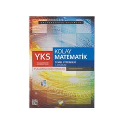 FDD Yayınları - FDD Yayınları YKS 1. Oturum Kolay Matematik İpuçlarıyla Soru Bankası