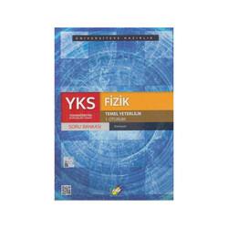 FDD Yayınları - FDD Yayınları YKS 1. Oturum Temel Yeterlilik Fizik Soru Bankası