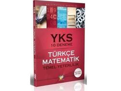 FDD Yayınları - FDD Yayınları YKS 1. Oturum TYT Türkçe Matematik 10 Deneme