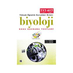 FDD Yayınları - FDD Yayınları YKS 1. ve 2. Oturum TYT AYT Biyoloji Konu Kavrama Testleri