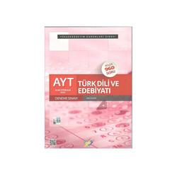 FDD Yayınları - FDD Yayınları YKS 2. Oturum AYT Türk Dili ve Edebiyatı 40x24 Deneme Sınavı