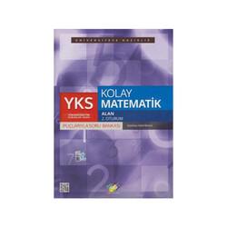FDD Yayınları - FDD Yayınları YKS 2. Oturum Kolay Matematik İpuçlarıyla Soru Bankası