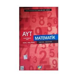 FDD Yayınları - FDD Yayınları YKS 2. Oturum Matematik Konu Anlatımlı