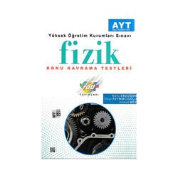 FDD Yayınları - FDD Yayınları YKS AYT Fizik Konu Kavrama Testleri