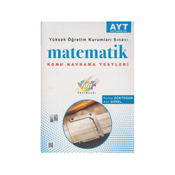 FDD Yayınları - FDD Yayınları YKS AYT Matematik Konu Kavrama Testleri