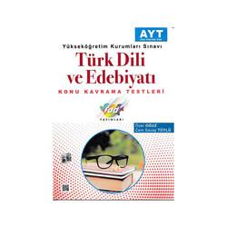 FDD Yayınları - FDD Yayınları YKS AYT Türk Dili ve Edebiyatı Konu Kavrama Testleri