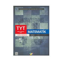 FDD Yayınları - FDD Yayınları YKS TYT Matematik Soru Bankası