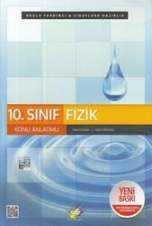 FDD Yayınları - FDD Yayınları10. Sınıf Fizik Konu Anlatımlı