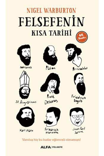 Felsefenin Kısa Tarihi Alfa Yayınları