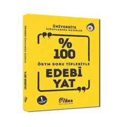 Fides Yayınları - Fides Yayınları %100 ÖSYM Soru Tipleriyle Edebiyat